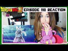 UNIVERSES ERASED! Dragon Ball Super Episode 118 REACTION!