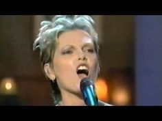 Pat Benatar - We Belong --- I have to cry every time I hear that song. -- Pat Benatar is the strongest female rock singer of all times and a very good songwriter. She shares a mixture of strength and vulnerability we all could understand, but Pat's expression of it is absolutely unique  V.