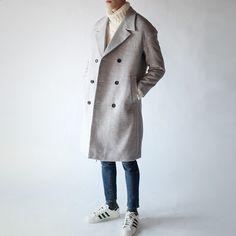 #젠틀라이프#코트#더블코트#데일리#데일리룩#패션#옷#코디#모델#스타일#GENTLELIFE#style#fashion#mensfashion#ootd