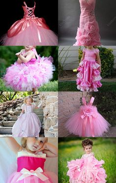 Pink Princess Dresses for One & All