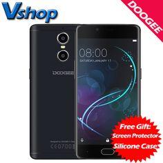 원래 doogee 촬영 1 4 그램 lte 휴대 전화 6.0 안드로이드 2 기가바이트 ram 16 기가바이트 ROM MTK6737T 1080 마력 13MP 카메라 듀얼 SIM 5.5 인치 휴대 전화