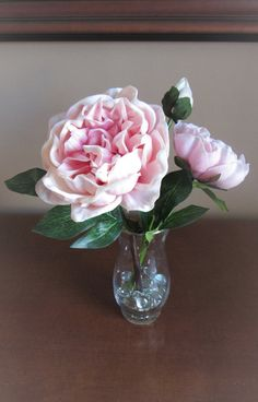 Real Touch Peonies/Silk Floral by RussellPriceFloral on Etsy