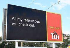 Tui Billboard