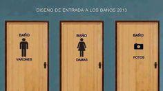 El diseño de los baños en el 2013 =D