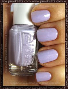 essie in lilacism...just got this one today and cannot wait to try it out! it will go perfectly with my springtime wardrobe!