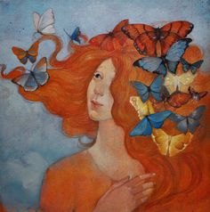 Flutter by Lucy Campbell