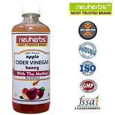 Neuherbs Apple Cider Vinegar with Mother of Vinega *** For more information, visit image link.