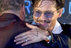 Johnny Depp Confirms Engagement To Amber Heard ~ Luxury Ideas