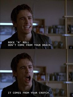 freaks and geeks quotes he died - Google Search