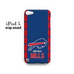 Buffalo Bills iPod Touch 5 Case Wrap Around