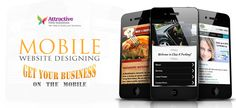 Mobile Web Designing Company Delhi India | Mobile Compatible Web Design-Attractive Web Solutions