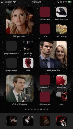 Vampire Diaries Funny, Vampire Diaries Cast, Vampire Diaries The Originals, Vampire Shows, Themes App, Application Icon, Vampire Diaries Wallpaper, Google Hangouts, Ios Design