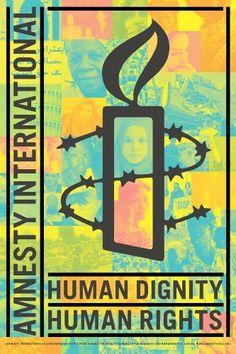 Amnesty International Candle  Barbed Wire Poster  Price : $7.50 http://shop.amnestyusa.org/Amnesty-International-Candle-Barbed-Poster/dp/B006GSC9NQ
