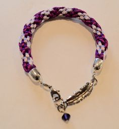 Braided Kumihimo Bracelet $ 15.00
