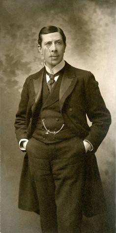 George Arliss, 1914 Fashion