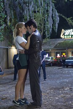 True Blood - Sookie and Bill the good old days *sigh*
