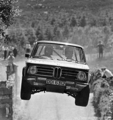 BMW 2002 - airborne ... i've driven one many moons ago...and now want one for the weekends