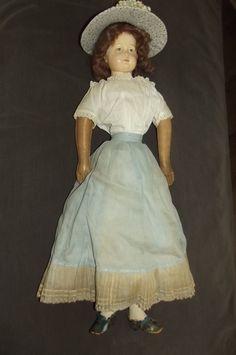 Biedermeier Puppe von Cuno & Otto Dressel | eBay