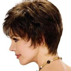 Short Hair Styles For Seniors | Tips For Short Hairstyles » Easy ...