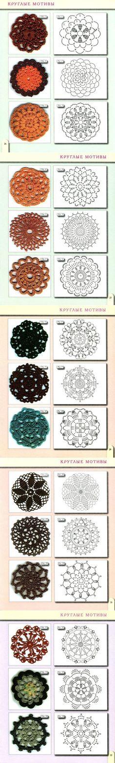145 mejores imágenes de todo crochet | Tejido y Ganchillo, Ganchillo ...