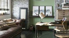 Decoration, Corner Desk, Furniture, Fruit, Home Decor, Shades Of Green, Home Decoration, Yellow, Desk