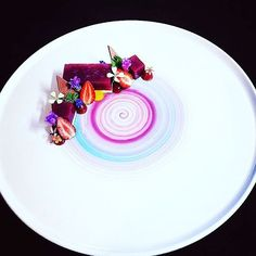 'Sweet rainbow' What an amazing name for an amazing looking dish by @chef_yankavi