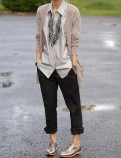 La Prueba Definitiva De Que Doblar Tus Pantalones Puede Elevar Cualquier Outfit