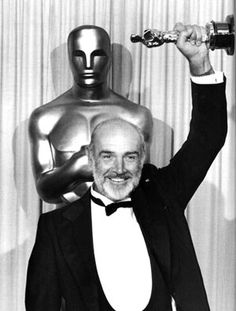 1987: Oscar: Best Supporting Actor - Sean Connery