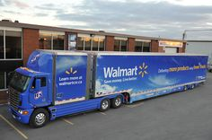 The next phase of Walmart Canada's Supercube truck #supplychain #logistics