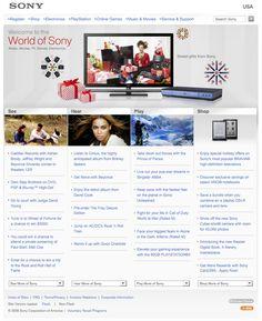 2008 Sony.com