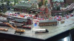 "Exhibition ""Miniaturwunderland"", city of Hamburg. Foto: Amely Sharon Maacken, 2012"