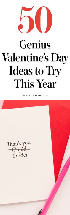 Valentine's Day Ideas | Valentine's Day DIY Ideas