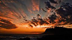 Kleinmond Sunset by Nico Rabe