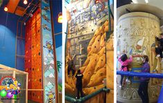 #Climbing #Walls by International Play Company - great addition to a family entertainment center, recreation center, bowling and laser tag businesses, and more!