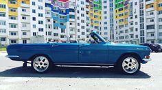 100%™ 1985-92 Volga 24-10 cabriolet