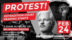 2020 Feb 24 at 9:30am LONDON Belmarsh Prison Chelsea Manning, Edinburgh, Prison, London, Street