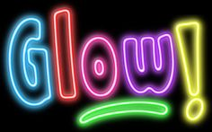 Glow Inc. manufactures Glow in the Dark Paint and Glow in the Dark Powder . Glow Inc. manufactures Glow in the Dark Paint and Glow in the Dark PowderGlow Party Glow Stick Crafts, Glow Paint, Neon Words, Neon Party, Disco Party, Skate Party, Neon Glow, Glow Sticks, The Darkest