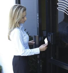 """The Advantages of Choosing a Wireless Access Control System - """"In a twist on the classic spread-spectrum or WiFi communications, Nortek Security and Control Vice President Access Control John LaFond suggests that, often, the access system can instead use a 433MHz long-range ID solution that is hardwired into the access control system and sends signals up to 500 feet."""" -Scott Lindley, Security Sales & Integration Magazine"""