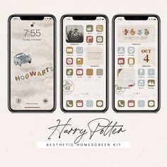 Harry Potter App, Instagram Collage, App Covers, Ios Icon, Instagram Highlight Icons, Used Iphone, Design Quotes, Iphone Wallpaper, Iphone Backgrounds