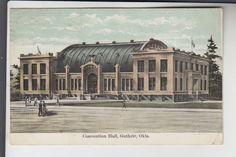 Convention Hall Guthrie OK Oklahoma | eBay