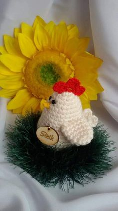 Check out this item in my Etsy shop https://www.etsy.com/listing/266607720/crochet-rooster-pattern-pdf-new-year