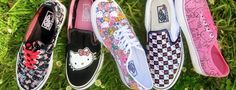 HK Vans. Need them. SRSLY.
