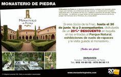 Monasterio de Piedra en Calatayud