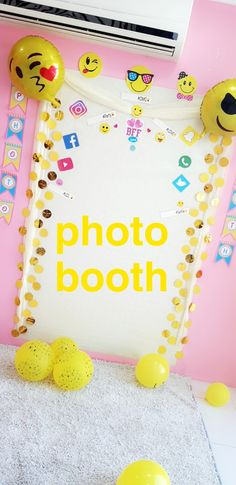 - - - PHOTO BOOTH‼️‼️‼️