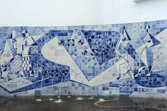 Roberto Burle Marx Painel