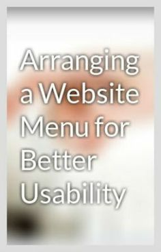 The issue of website usability is one of the main topics today in web development. There are many moves regarding the push of web development to accommodate a wider range of visitors.