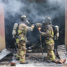 FEATURED POST   @jspink1 -  DeKalb County firefighters fist bump after removing a metal door after they responded to the Pleasantdale Self Storage in the 3800 block of Pleasantdale Road in DeKalb County around 8:30 a.m. on Wednesday morning June 7 2017 where firefighters discovered puffs of smoke coming from units in the rear of the large storage complex. DeKalb fireCapt.Eric Jackson said firefighters had to use large circular saws to get into the 6-7 units that were affected each 10 feet…
