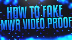 In this tutorial i show you how to fake video proof on mwr using three different methods; those methods can be combined to guarantee you a win and are very e. Vfx Tutorial, Neon Signs, Videos, Youtube, Youtubers, Youtube Movies
