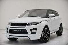 #Startech Range Rover #Evoque yes please!