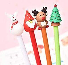 Amazon.com: christmas pens Educational Christmas Gifts, Gifted Education, Student Gifts, Pens, Students, Amazon, Amazons, Riding Habit, Gifts For Students